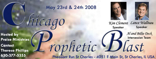 Chicago Prophetic Blast