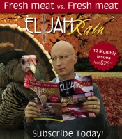November 2007 ElijahRain magazine