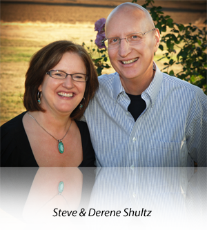 Steve and Derene Shultz