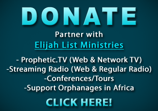 Donate to The Elijah List