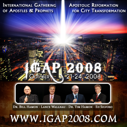 The 22nd International Gathering of Apostles and Prophets