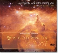 what is God saying for 2008?