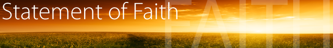 The ElijahList Statement of Faith